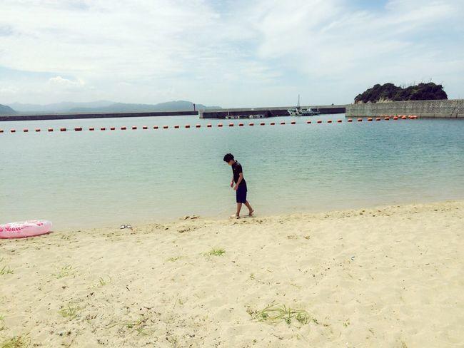 Awaji Sea Summer