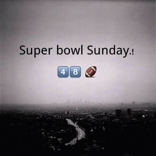 Super Bowl.!!