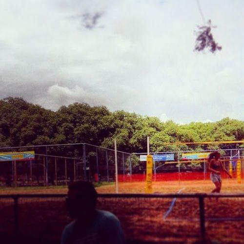 Mais uma etapa, vamoooo Summer Volei CircuitoPOAdeVoleidepraia2014 Pilhadaço