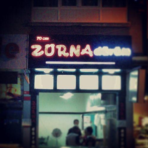 70 cm Zurna Dürüm