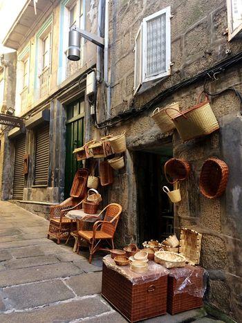 Vigo, Galicia (España) #vigo #galicia #pontevedra #spain #españa No People Tranquility Store Built Structure