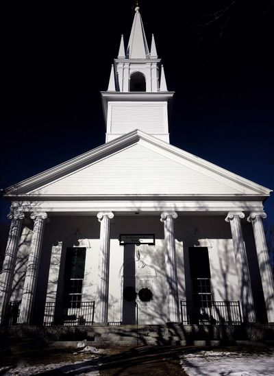 Church Place Of Worship Church Steeple CarolSharkeyPhotography