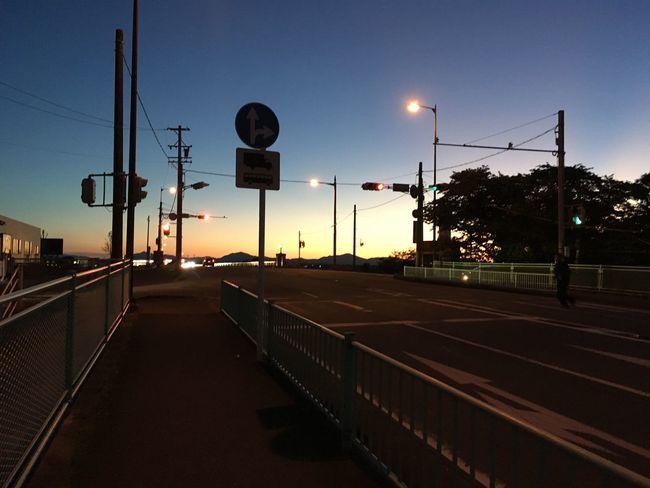 Sunset Bridge Noeffect 夕陽 Ise Beautiful Tomの見た世界