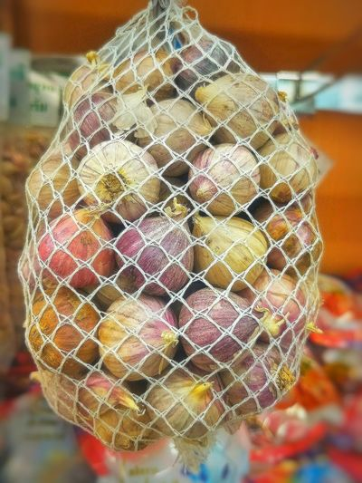 garlic Raw Food