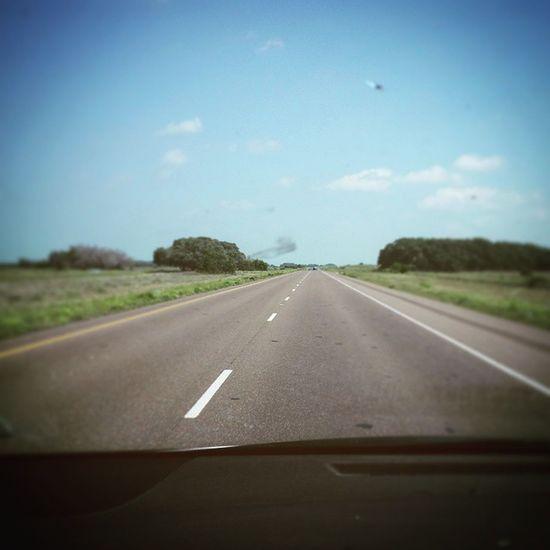 Destination Unknown Texas Highway Memorialday