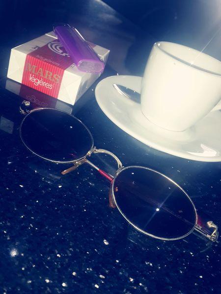 Drinking A Latte Espresso Coffee And Cigarettes Musica Manouba Withlove