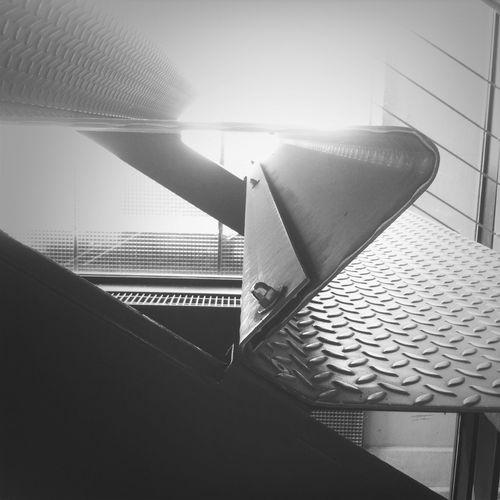 Architecture Architectural Detail Ladder Museum