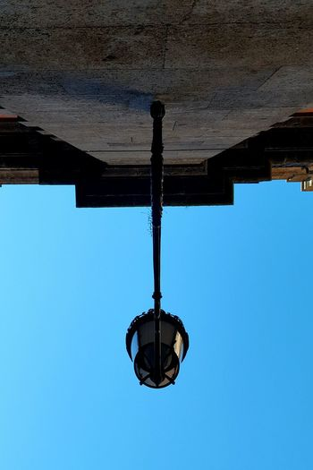Sky No People Low Angle View Architecture Still Life Fine Art Urban Exploration Blu Sky Historical Building Historical Monuments City