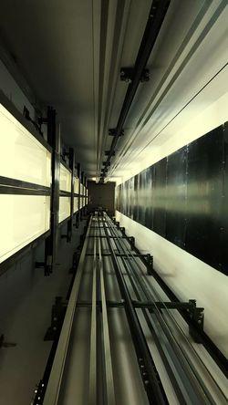 Lift Vertical Symmetry Vertical Panorama
