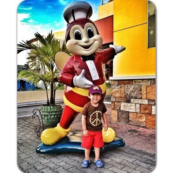 Early Bird. Regram Jollibee Marcuszian Foodchain philippines filipino