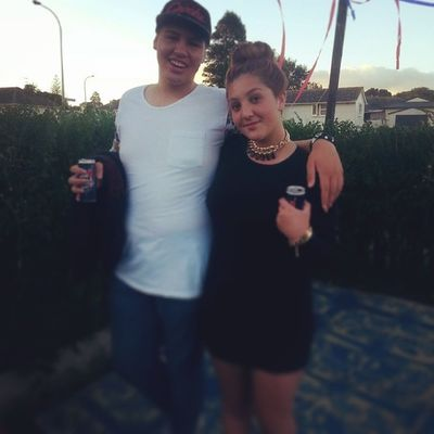 Me and amy huntata^-^