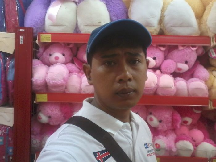 Uniqueness I And Dol Bear Pink