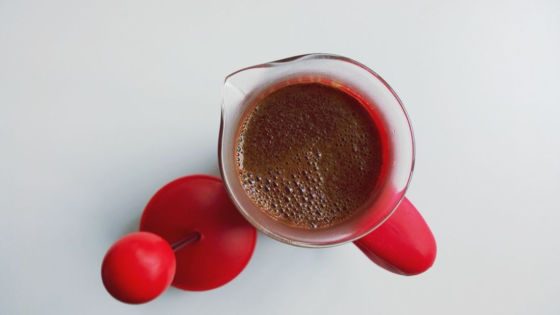 Coffee Cafexperiment Red The Foodie - 2015 EyeEm Awards Time For Breakfast