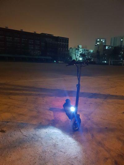 Kickboard City Illuminated
