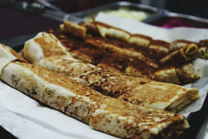 شاورما Food And Drink Food Freshness Bread