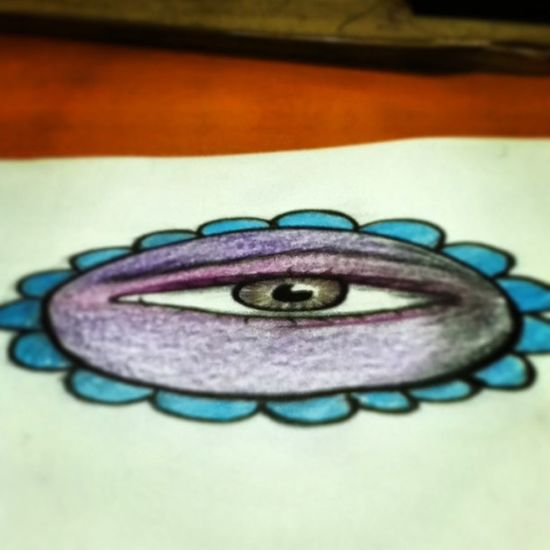 Eye Black Photo Photoart More Violet Old Psicodelico Draw Drawing Love Beautiful Beaty Flower Shadow Pencil Picture Color_ice Brightness Follow Like Like4like Good Instagood Fashioneye fashioninstafashionartfashiongirlgirl