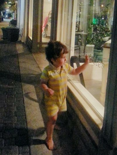 William, my late nite sidekick.Shhhh...don't tell his mother. Walking Around Street Photography I Love My Grandson