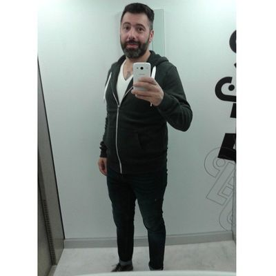 The elevator selfie. Me Gpoy Selfie Beard Penela portugal