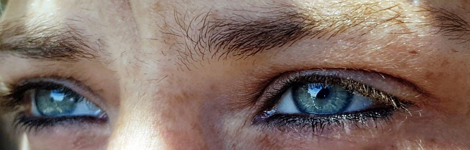 eye Blue Eyes