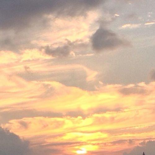 Amazing Sunset The Press - Treasure