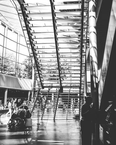 The most beautiful staircase I have seen My Point Of View Best EyeEm Shot Real People Built Structure Transportation Lifestyles Architecture Day Travel Leisure Activity Public Transportation Indoors  Men Women People