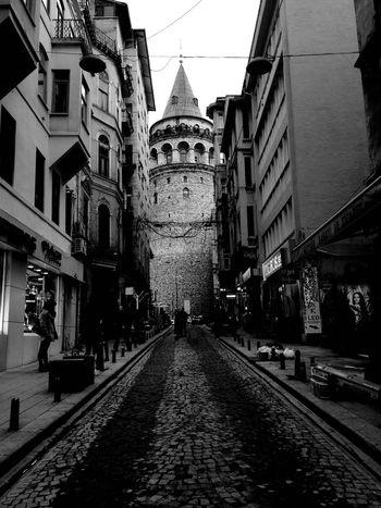 Galat tower