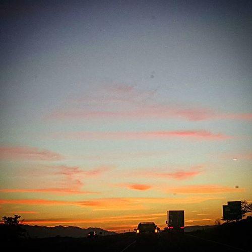 @l.e.x.73 nice job!!! Beautiful Sunset Stgeorge Trafficsucked Longdrive Lex Utah