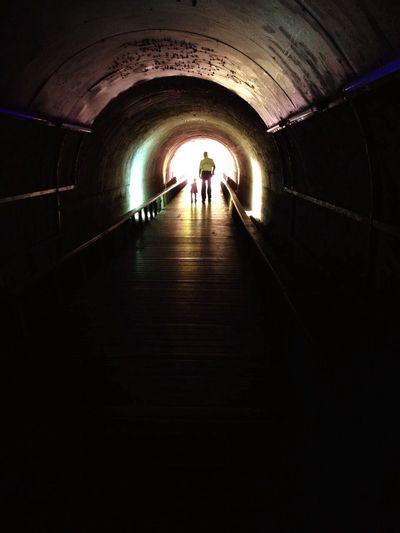 Indoors  Tunnel