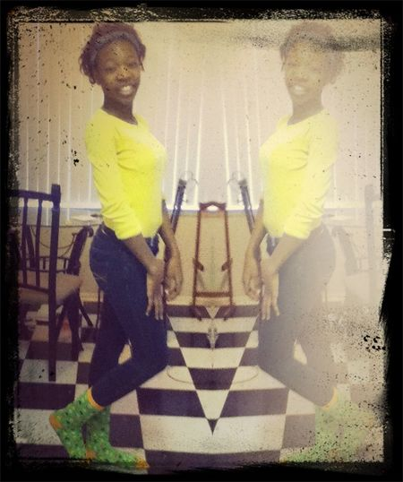 Me And My Twin !