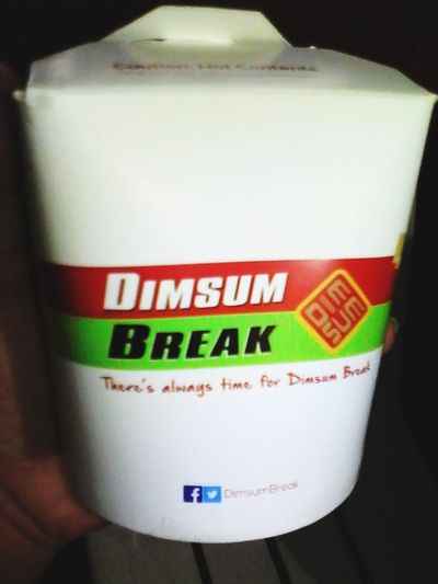 Dimsumbreak Dinnerbreak