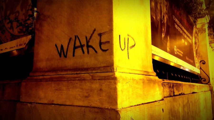Wake Up Call -
