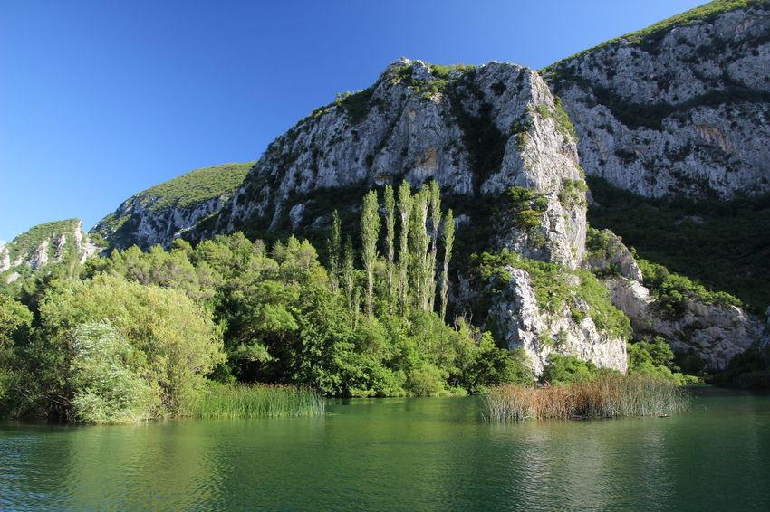 Croatia Kroatien Mediterranean Sea Omis Croatia Vacations Boat Dalmatia Nature Outdoors Water