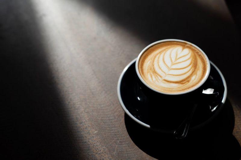 Latte morning