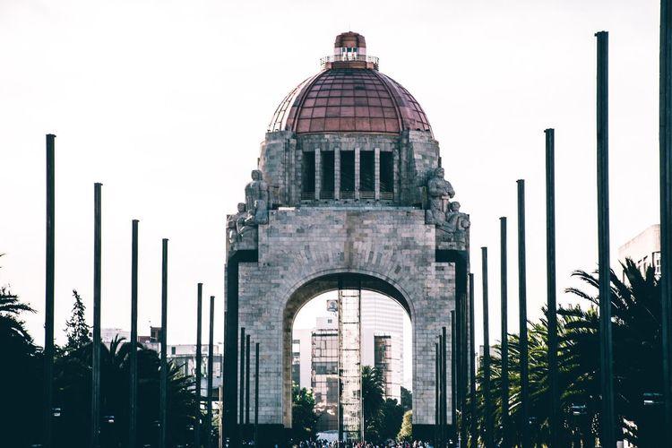 Neighborhood Map Mexico Mexico City Monumento A La Revolucion Mexico De Mis Amores