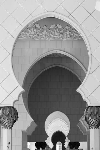 Abu Dhabi Arch