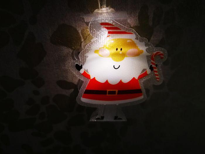 Santa Claus Christmas Decoration Christmas Lights Christmas Ornament Christmas Spirit Santa Claus Day