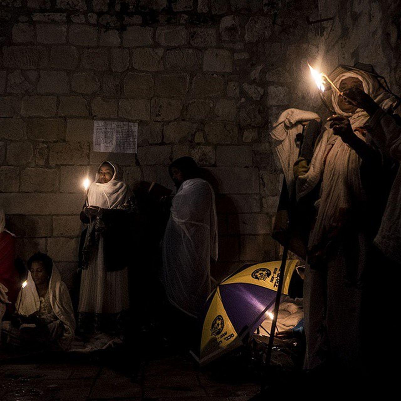 night, candle, illuminated, flame, indoors, men, adult, people