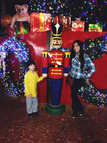 Celebrating Christmas Eve 2014 with my son Camden in Mizner Park, Boca Raton, FL! Merry Christmas ???? That's Me Bocaraton Miznerpark Bocakids Christmastree Celebrate 2014 Bridgetgreenwald