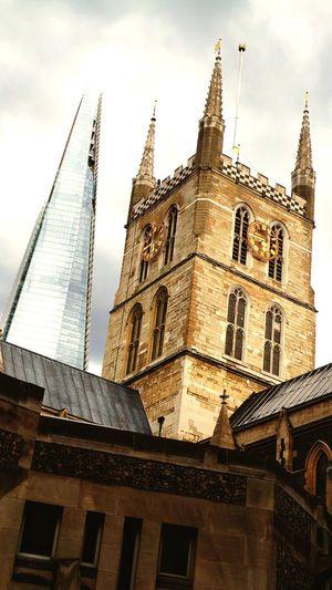 Colors LONDON❤ EyeEm Best Shots Tower Architecture Building Built Structure