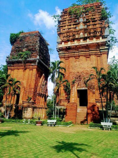 Tháp Đôi - Quy Nhơn - Bình Định - Việt Nam
