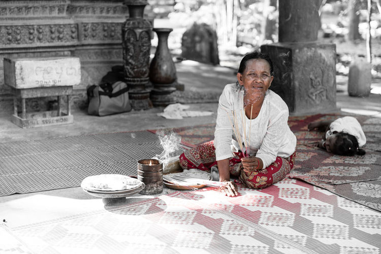 Angkor Thom -