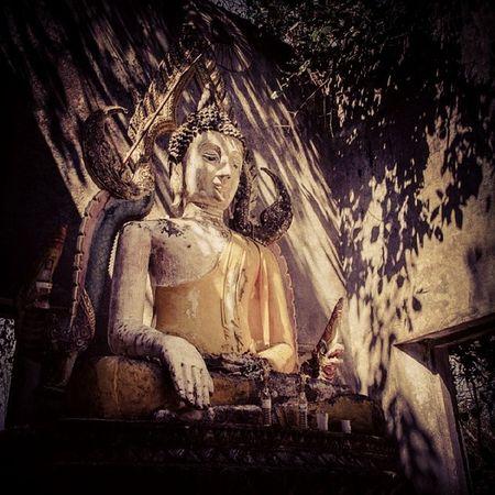 Buddha Sangklaburi Kanchanaburi Thailand