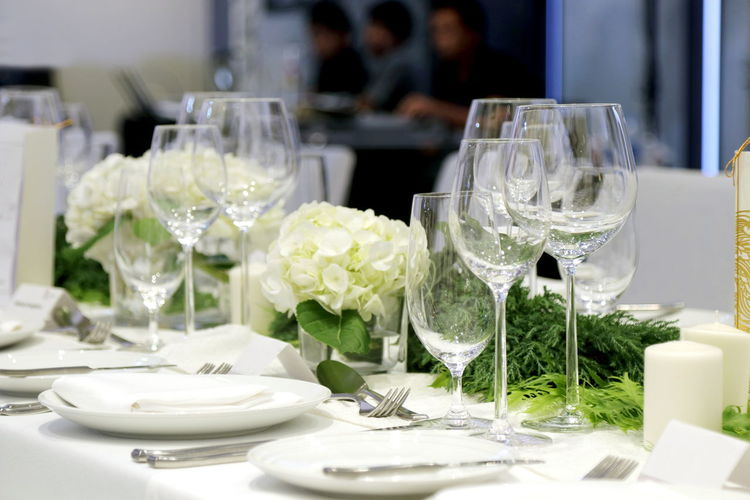 Glassware and