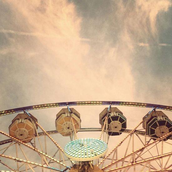 Carnival Roundandround Sunset Discover Your City Summer2015 Beautiful Enjoying Life Taking Photos Summertime Details