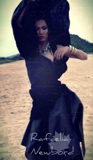 Androginy Madonnafans Royals Léo Yoshimoto Model