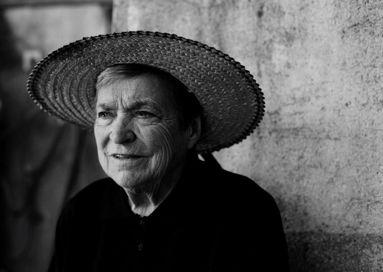Blackandwhite Grandma Farm Farm Life The Portraitist - 2016 EyeEm Awards