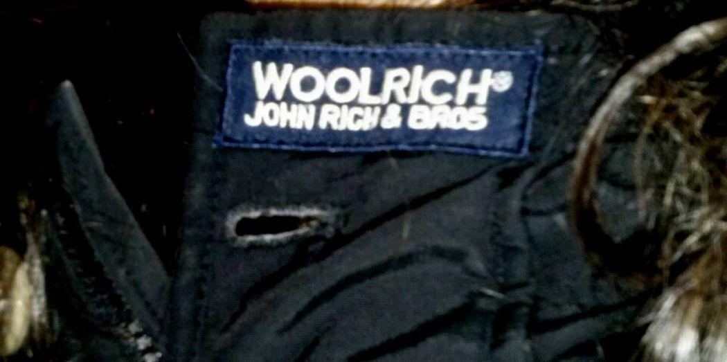 Woolrich Winter Be Happy