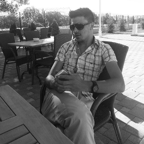 Instamood Instaturkey Black And white instagood igersturkey kayseri s3 iphone
