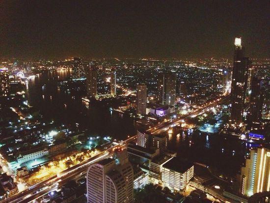 Skybar - Bangkok Skyline Cityscapes