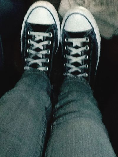 Converse Relaxing Listening To Music Grungegirl Grunge Chill Mode:)